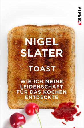Toast von Lauer,  Karen, Sanna,  Claudia, Slater,  Nigel