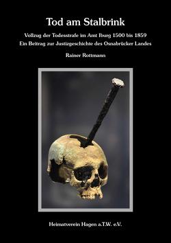 Tod am Stahlbrink von Heimatverein Hagen a.T.W., Rottmann,  Rainer