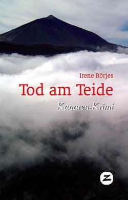 Tod am Teide von Börjes,  Irene