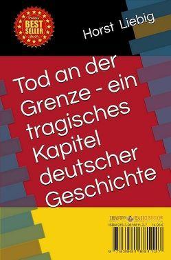 Tod an der Grenze – ein tragisches Kapitel deutscher Geschichte von Meijin Dipl.Oec. Steffen,  Pohle