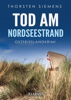 Tod am Nordseestrand. Ostfrieslandkrimi von Siemens,  Thorsten