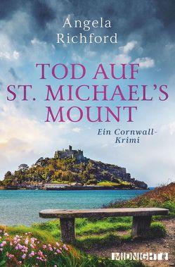 Tod auf St Michael's Mount von Richford,  Angela