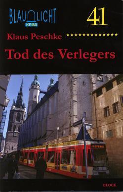 Tod des Verlegers von Peschke,  Klaus
