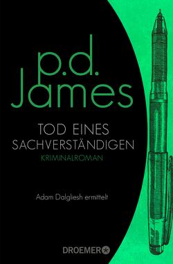 Tod eines Sachverständigen von James,  P. D.