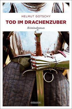 Tod im Drachenzuber von Gotschy,  Helmut