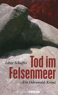 Tod im Felsenmeer von Schaffer,  Libor