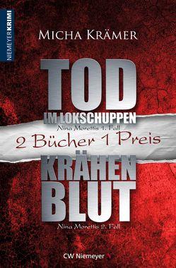 Tod im Lokschuppen & Krähenblut von Krämer,  Micha