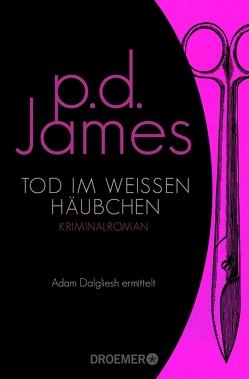 Tod im weißen Häubchen von James,  P. D.