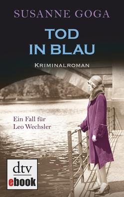 Tod in Blau von Goga,  Susanne