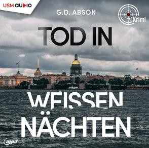 Tod in Weißen Nächten von Abson,  G.D.