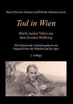 Tod in Wien von Altmann,  Hans Christian, Altmann-Linzer,  Elfriede