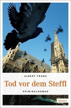 Tod vor dem Steffl von Frank,  Albert