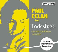 Todesfuge von Celan,  Paul