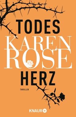 Todesherz von Rose,  Karen, Winter,  Kerstin