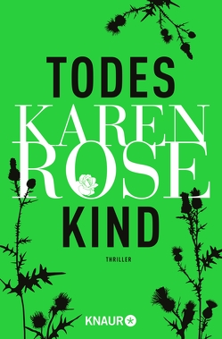 Todeskind von Rose,  Karen, Winter,  Kerstin