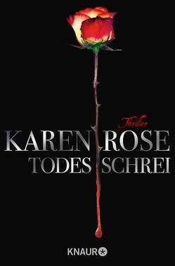 Todesschrei von Rose,  Karen, Winter,  Kerstin