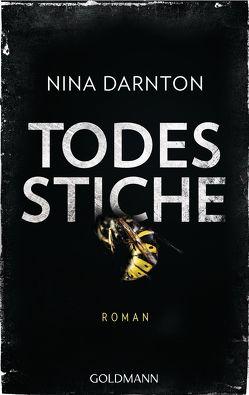 Todesstiche von Bonné,  Eva, Darnton,  Nina