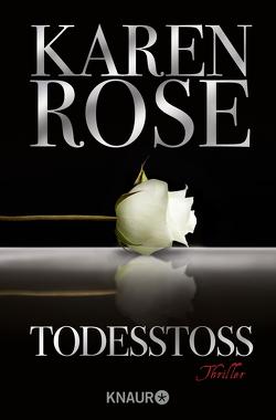 Todesstoß von Rose,  Karen, Winter,  Kerstin
