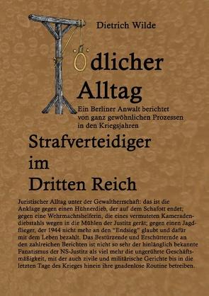 Tödlicher Alltag von Herrmann,  Ulrich, Sternal,  Bernd, Wilde,  Götz