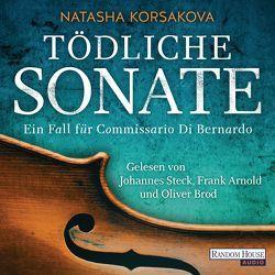 Tödliche Sonate von Arnold,  Frank, Brod,  Oliver, Korsakova,  Natasha, Steck,  Johannes