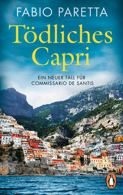 Tödliches Capri von Paretta,  Fabio