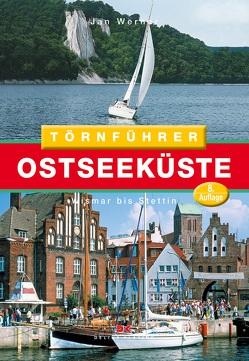 Törnführer Ostseeküste 2 von Werner,  Jan