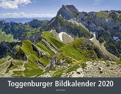 Toggenburger Bildkalender 2020 von Flotron,  Ruedi