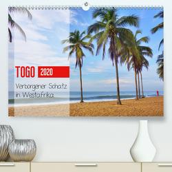 Togo – Verborgener Schatz in Westafrika (Premium, hochwertiger DIN A2 Wandkalender 2020, Kunstdruck in Hochglanz) von Franke,  Britta