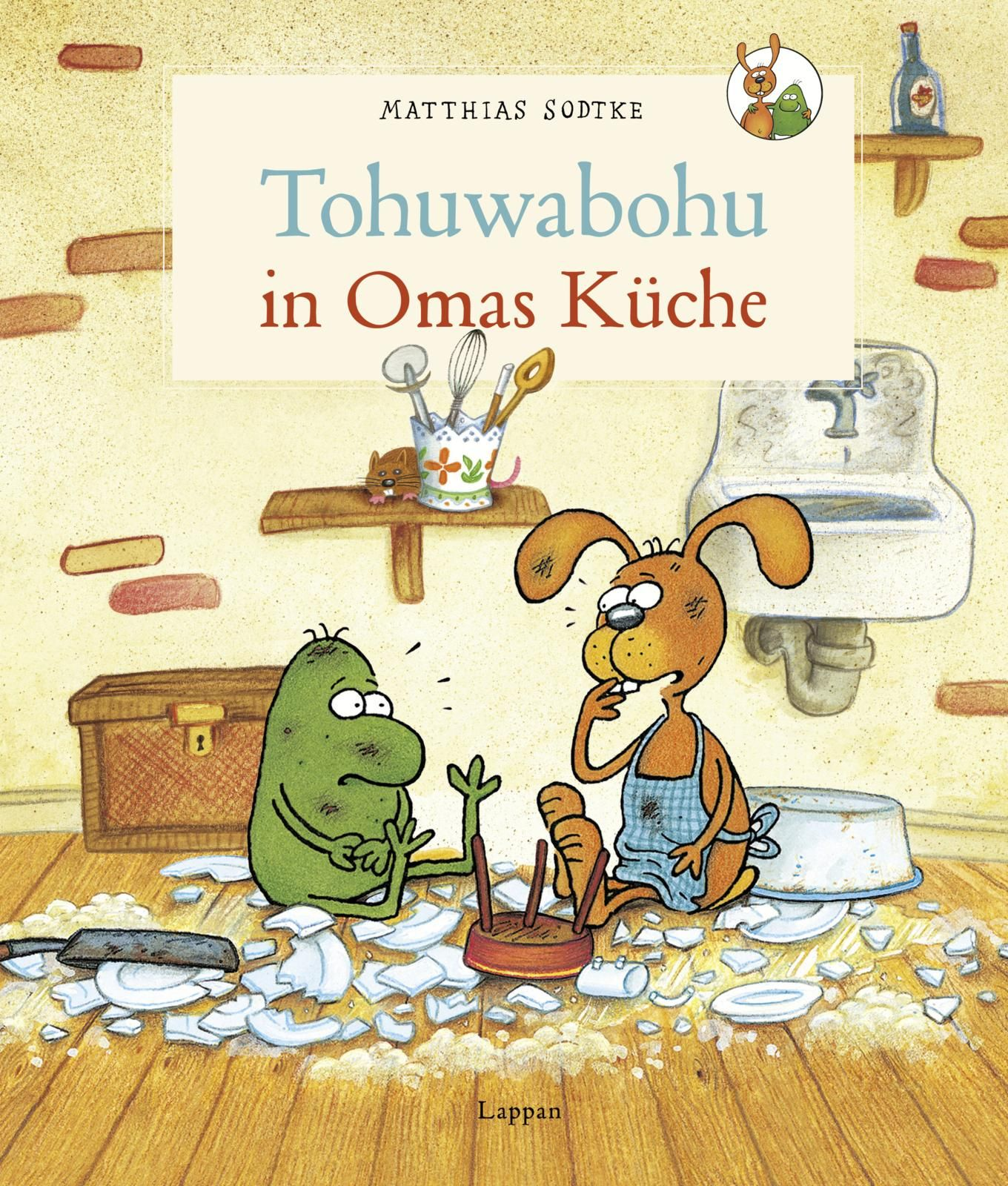 Tohuwabohu in Omas Küche von Sodtke, Matthias: