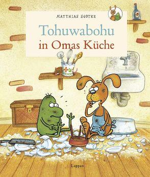 Tohuwabohu in Omas Küche von Sodtke,  Matthias