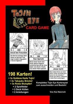Tojin Eye Card Game von Heinrich,  Kai