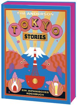 TOKYO von Anderson,  Tim, trans texas publishing services GmbH