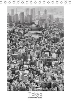 Tokyo – Bilder einer Stadt (Tischkalender 2018 DIN A5 hoch) von Scheffner,  Jan