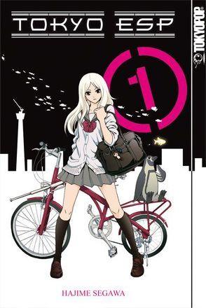 Tokyo ESP 01 von Segawa,  Hajime