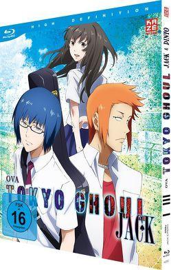 Tokyo Ghoul – OVAs Jack/Pinto – Blu-ray von Morita,  Shuhei
