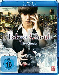 Tokyo Ghoul – The Movie – Blu-ray von Hagiwara,  Kentarô