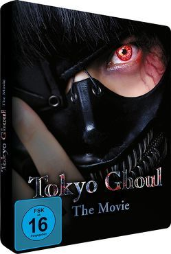 Tokyo Ghoul – The Movie – Steelcase Blu-ray (Limited Edition) von Hagiwara,  Kentarô