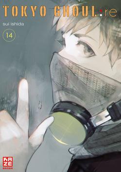 Tokyo Ghoul:re 14 von Ishida,  Sui, Keller,  Yuko