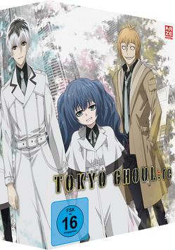 Tokyo Ghoul:re (3.Staffel) – DVD 1 mit Sammelschuber (Limited Edition)