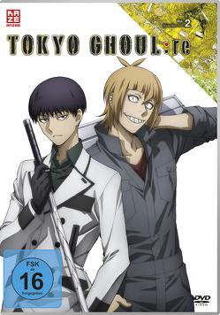 Tokyo Ghoul:re (3.Staffel) – DVD 2