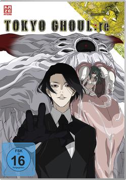 Tokyo Ghoul:re (3.Staffel) – DVD 4
