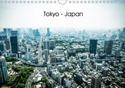 Tokyo – Japan (Wandkalender 2018 DIN A4 quer) von Just,  Ralf