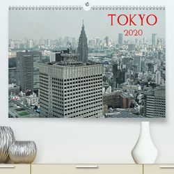 Tokyo (Premium, hochwertiger DIN A2 Wandkalender 2020, Kunstdruck in Hochglanz) von G. Zucht,  Peter