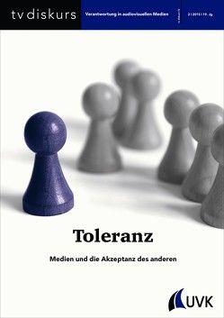 Toleranz von Freiwillige Selbstkontrolle Fernsehen e.V.,  Freiwillige Selbstkontrolle Fernsehen e.V.,