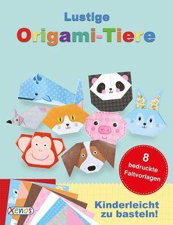 Tolle Origami-Tiere von Young,  Bella
