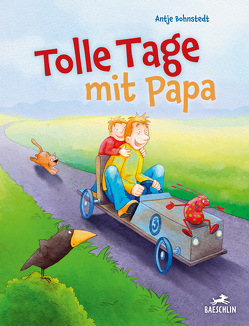 Tolle Tage mit Papa von Bohnstedt,  Antje