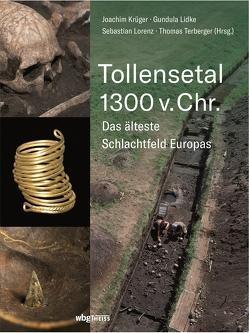 Tollensetal 1300 v. Chr. von Krueger,  Joachim, Lidke,  Gundula, Lorenz,  Sebastian, Terberger,  Thomas