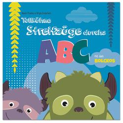 Tollkühne Streifzüge durchs ABC mit den Bolckos von Enderlein,  Birgit, Franke,  Nadin