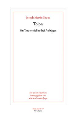 Tolon von Kraus,  Joseph Martin, Luserke-Jaqui,  Matthias