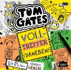 Tom Gates. Volltreffer (daneben) von Bahrenberg,  Frank, Pichon,  Liz